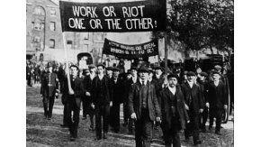 LaRevuelta de Haymarket en la que acusaron a los Mártires de Chicago