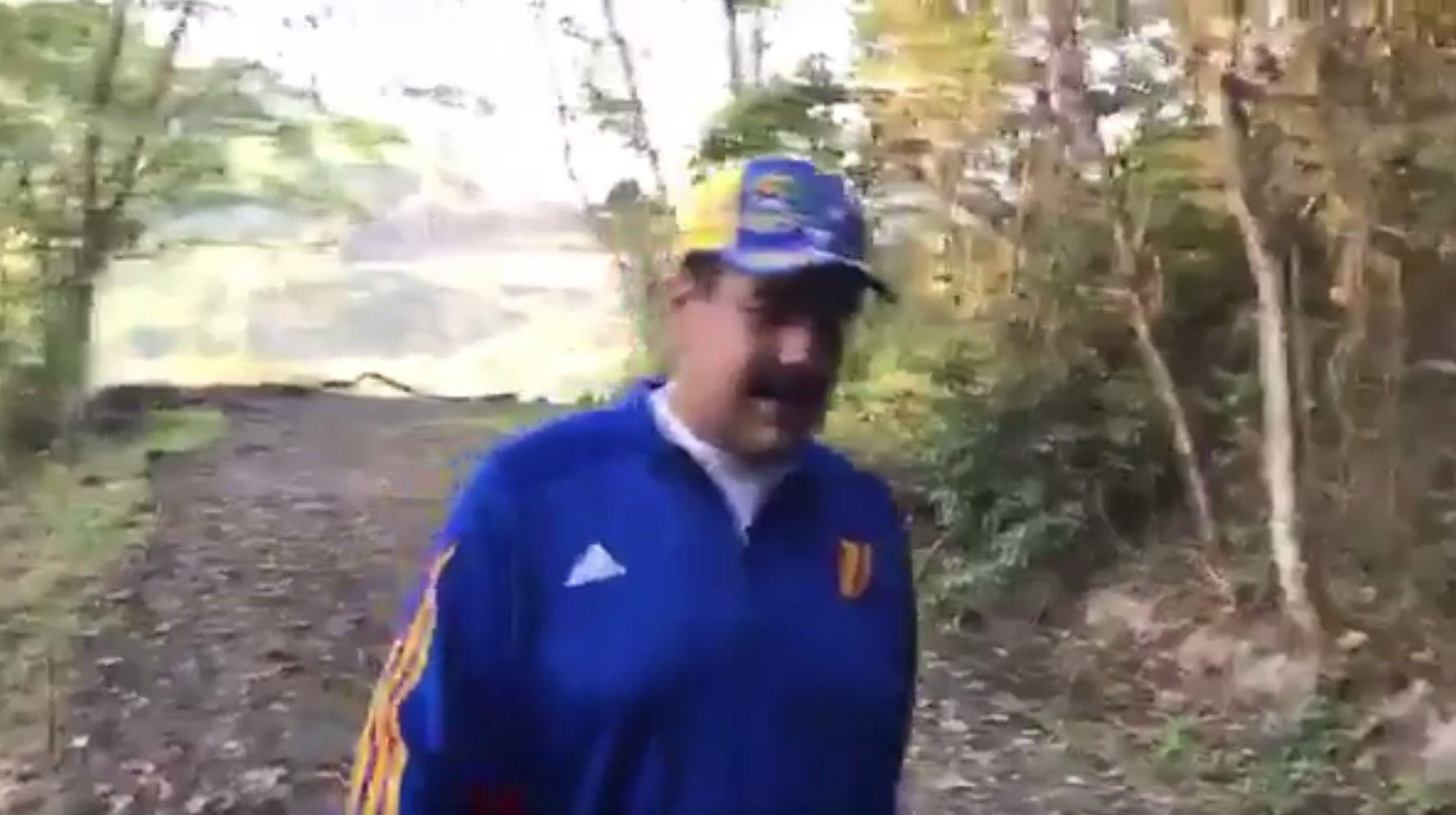 Nicolás Maduro calificó a Venezuela como una maravilla