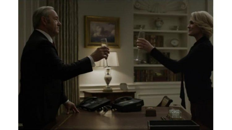 Salió el trailer de la quinta temporada de House of Cards
