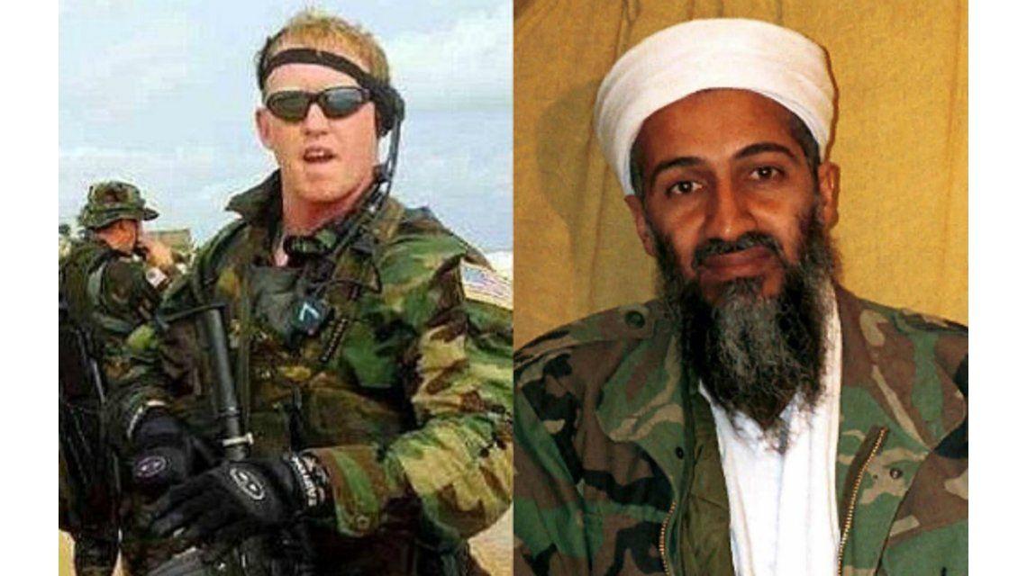 Robert ONeill fue el soldado que mató a Bin Laden