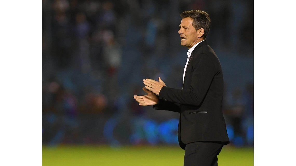 El entrenador