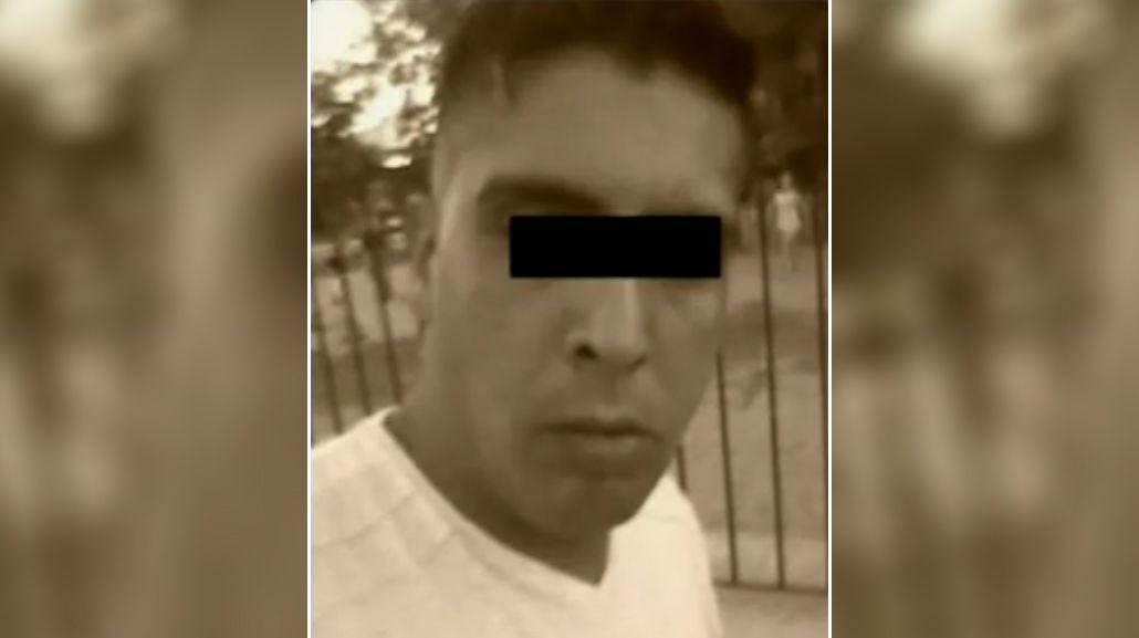 Éste es el prófugo y principal sospechoso del crimen de Araceli Fulles