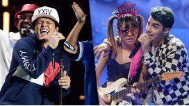La magia de Bruno Mars y DNCE llega a la Argentina