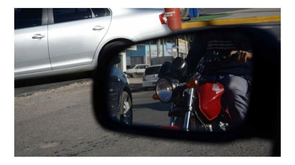 Este es el nuevo modus operandi de los motochorros