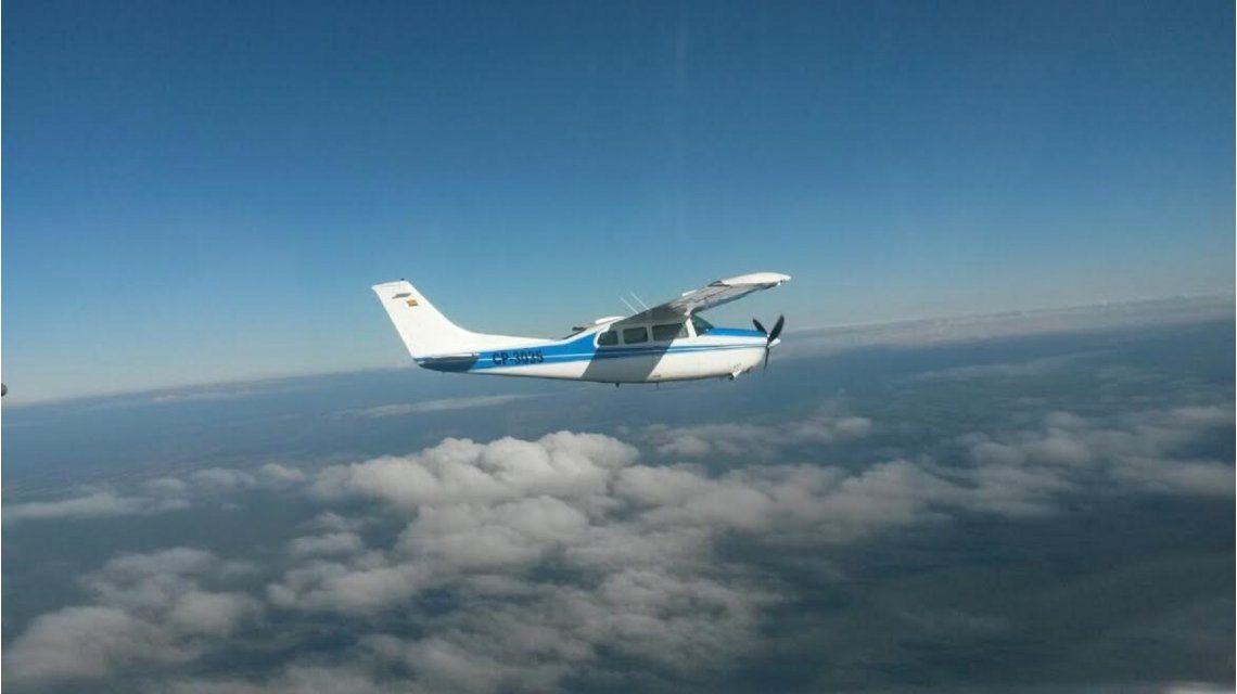 Detectaron un vuelo narco rumbo que iba rumbo a Bolivia