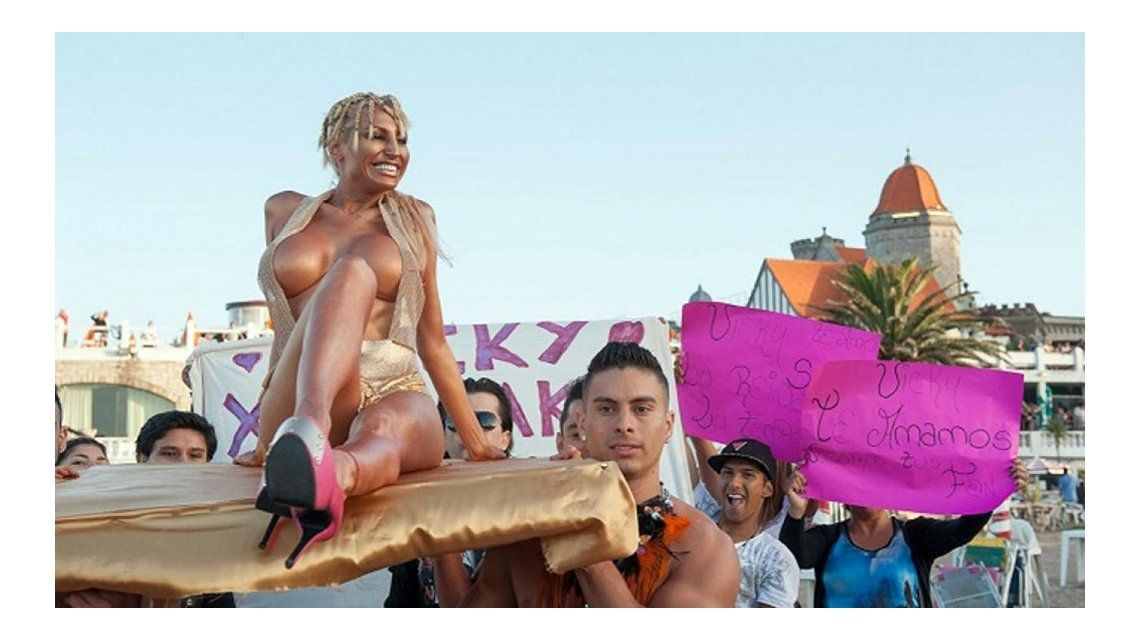 Vicky Xipolitakis: Hoy no muestro la cola por 2 pesos
