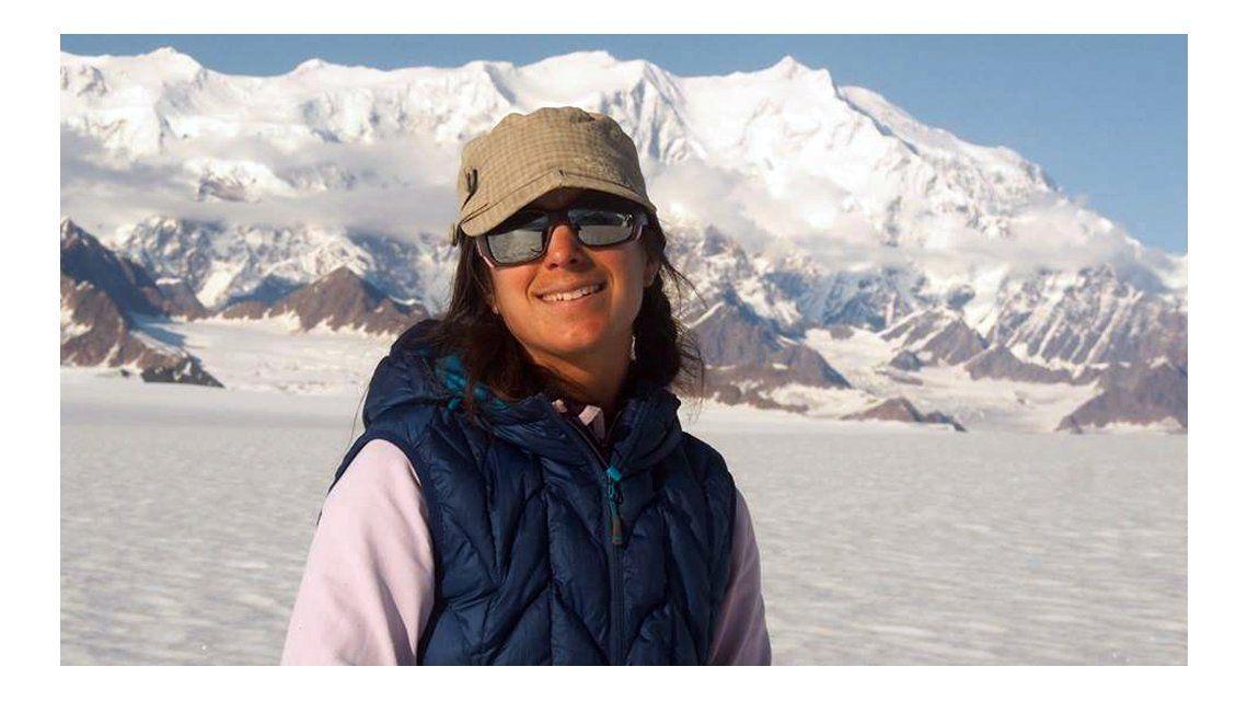 Una montañista argentina quedó atrapada en el monte Logan, de Canadá