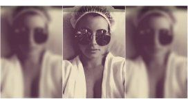 Daia Arlettaz, bomba en el spa