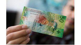 Un billete similar al de 500 pesos fue elegido como el mejor del mundo