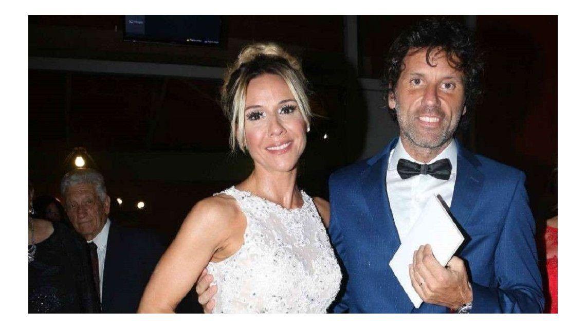 Laura Miller apuntó contra su marido Nicolás Traut.