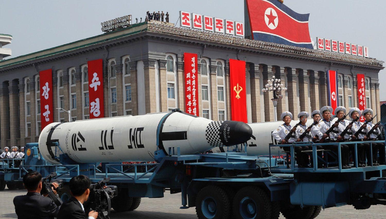 Corea del Norte desafía a EE.UU y lanza un nuevo misil balístico