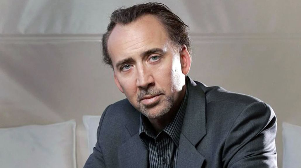 Nicolas Cage se fracturó el tobillo en pleno rodaje de una película