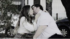 Jimena Barón y Darío Barassi se besaron en Quiero vivir a tu lado