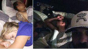 Encontró a su novia con un amante y se tomó venganza en Facebook