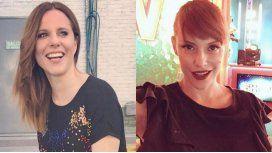 El reproche de Kämpfer a Connie Ansaldi: Es tan hincha p...