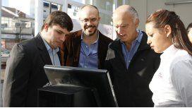Grindetti inauguró el nuevo centro de Atención Vecinal