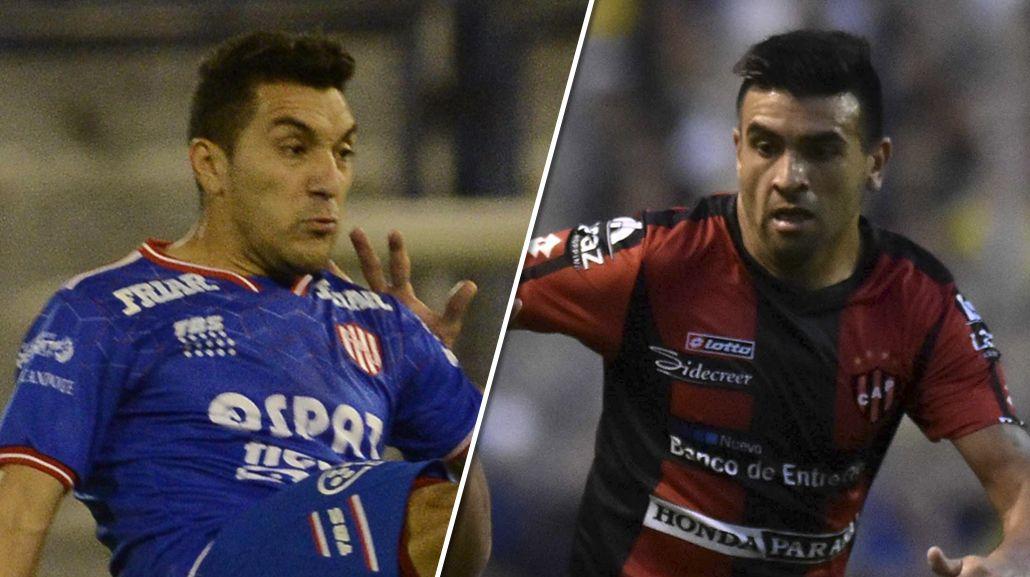 Unión y Patronato de Paraná empataron en Santa Fe