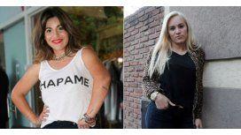 Gianinna Maradona escrachó a Rocío Oliva y publicó un chat privado