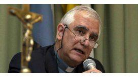 Monseñor Jorge Lozano, presidente de la Comisión Episcopal de Pastoral Social