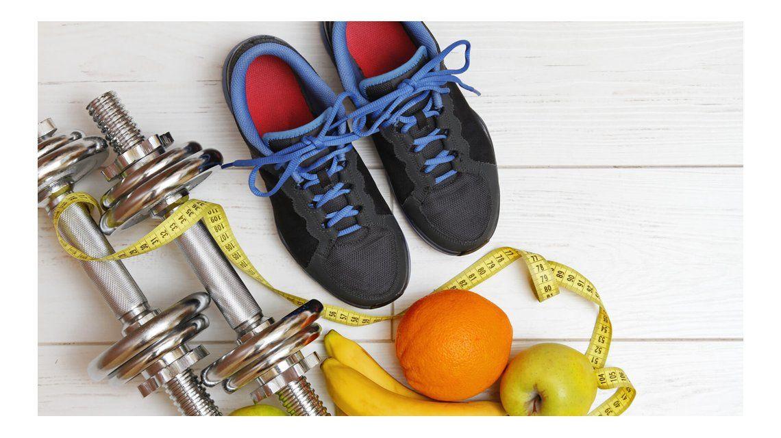 Alimentación sana y actividad física