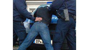 Detuvieron a un policía. Imagen de archivo