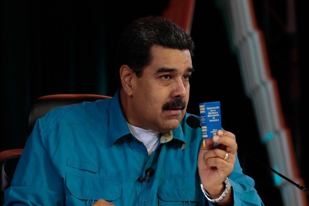 Maduro habló sobre el pedido de diálogo del Papa