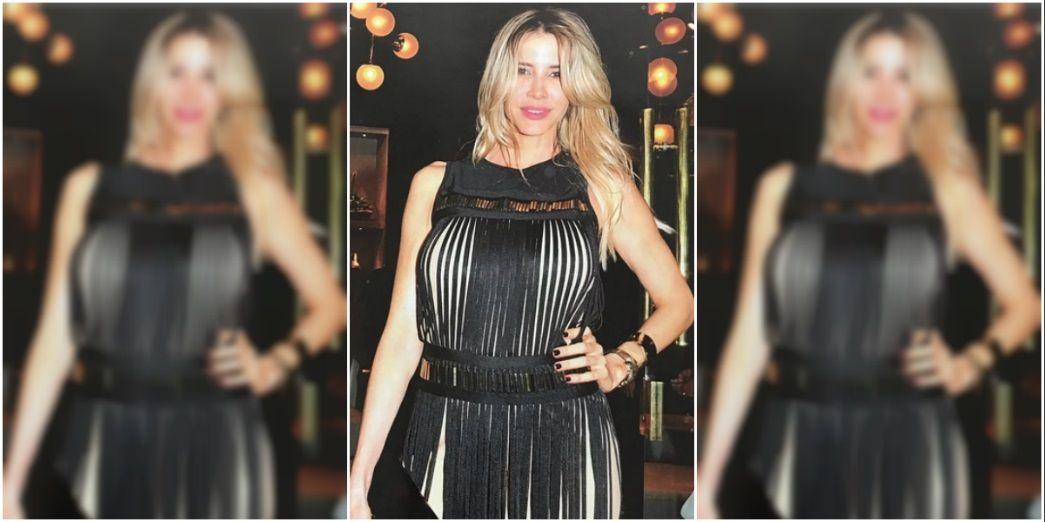 Guillermina Valdes negó estar embarazada