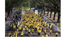 Más 2.500 personas corrieron con sus mascotas en Palermo