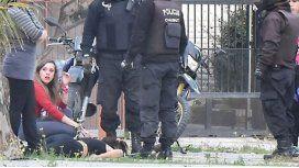 Una chica de 13 años fue asesinada en una plaza de Trelew