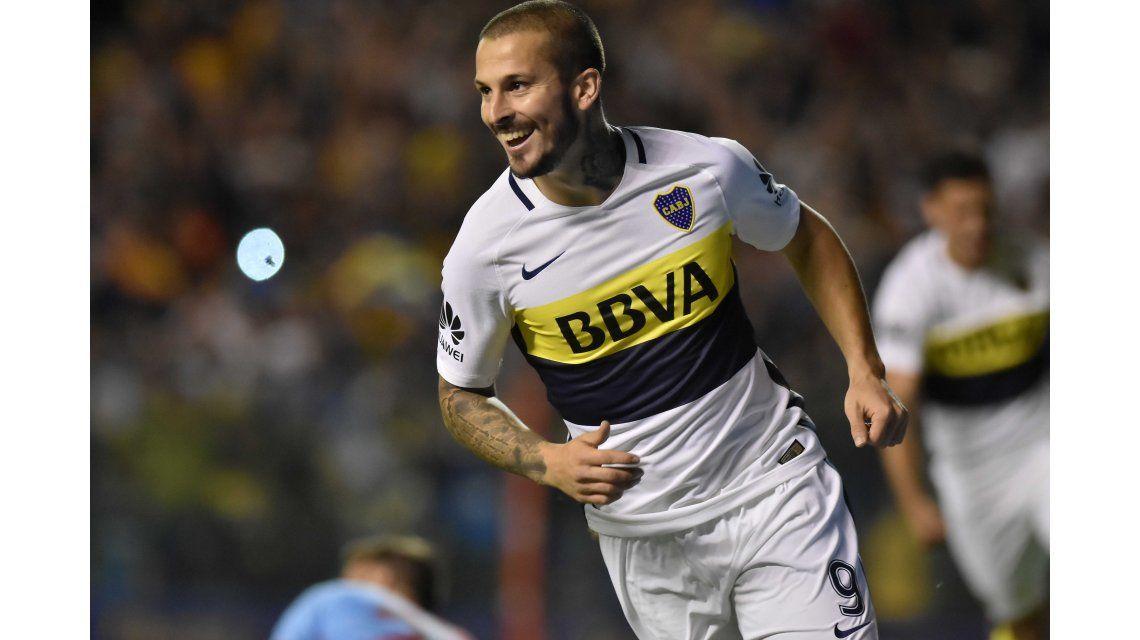 Benedetto sigue rompiendo redes: llegó a los 14 goles