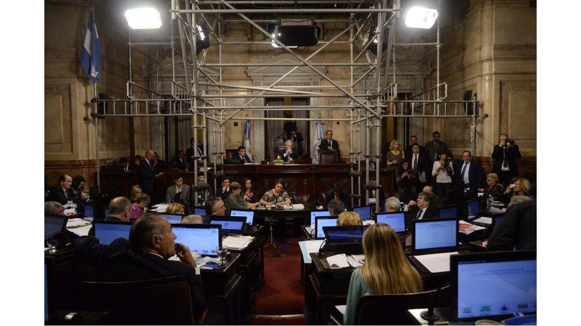El Senado convocó a una sesión especial
