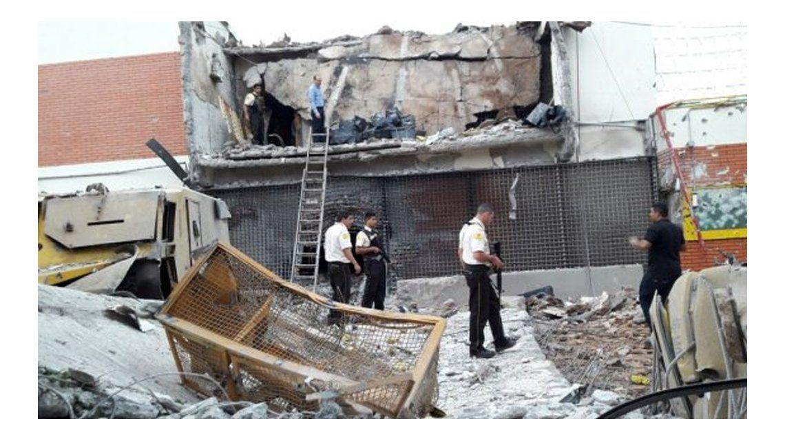Delincuentes robaron 40 millones dólares de la empresa Prosegur en Paraguay