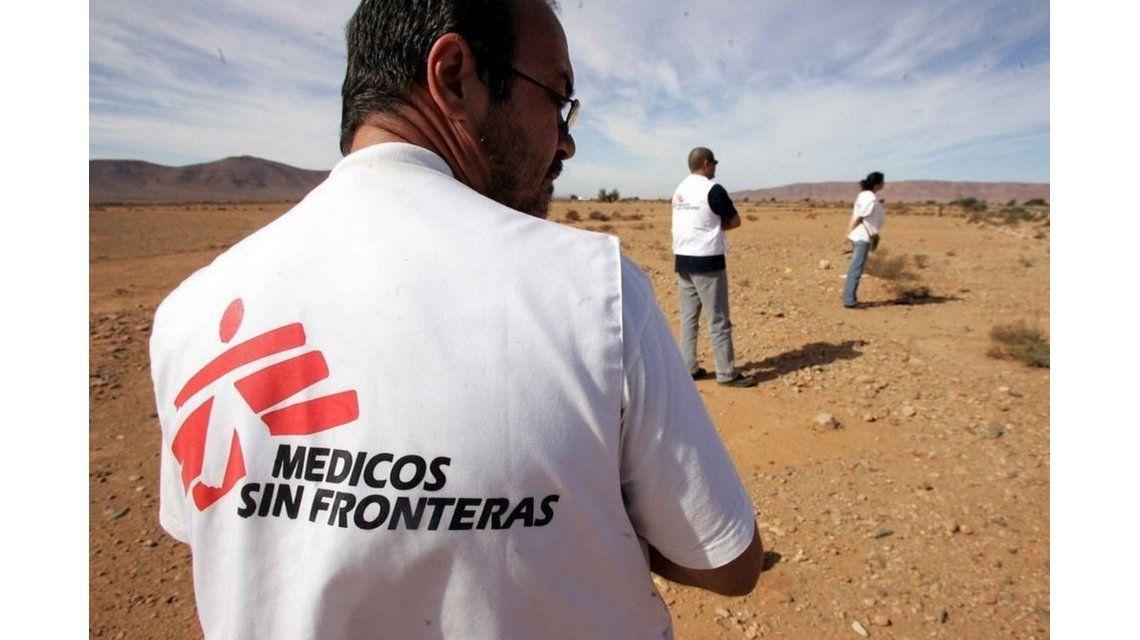 Médicos Sin Fronteras invita a `contagiar la ayuda humanitaria en su nueva campaña