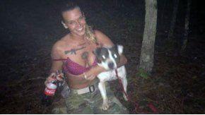 La soldado que mató a su perro en Estados Unidos