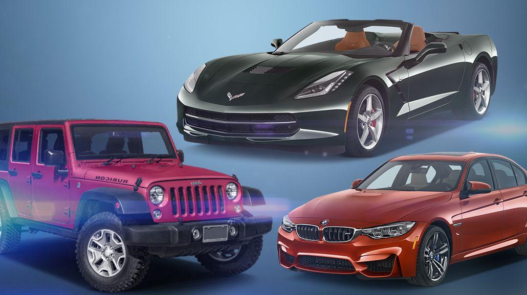 ¿Qué auto sos según tu personalidad?