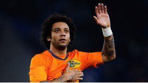 El brasileño se hizo cargo de su error