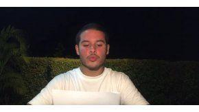 Yabrim Saab hijo del Defensor del Pueblo Tarek William Saab.