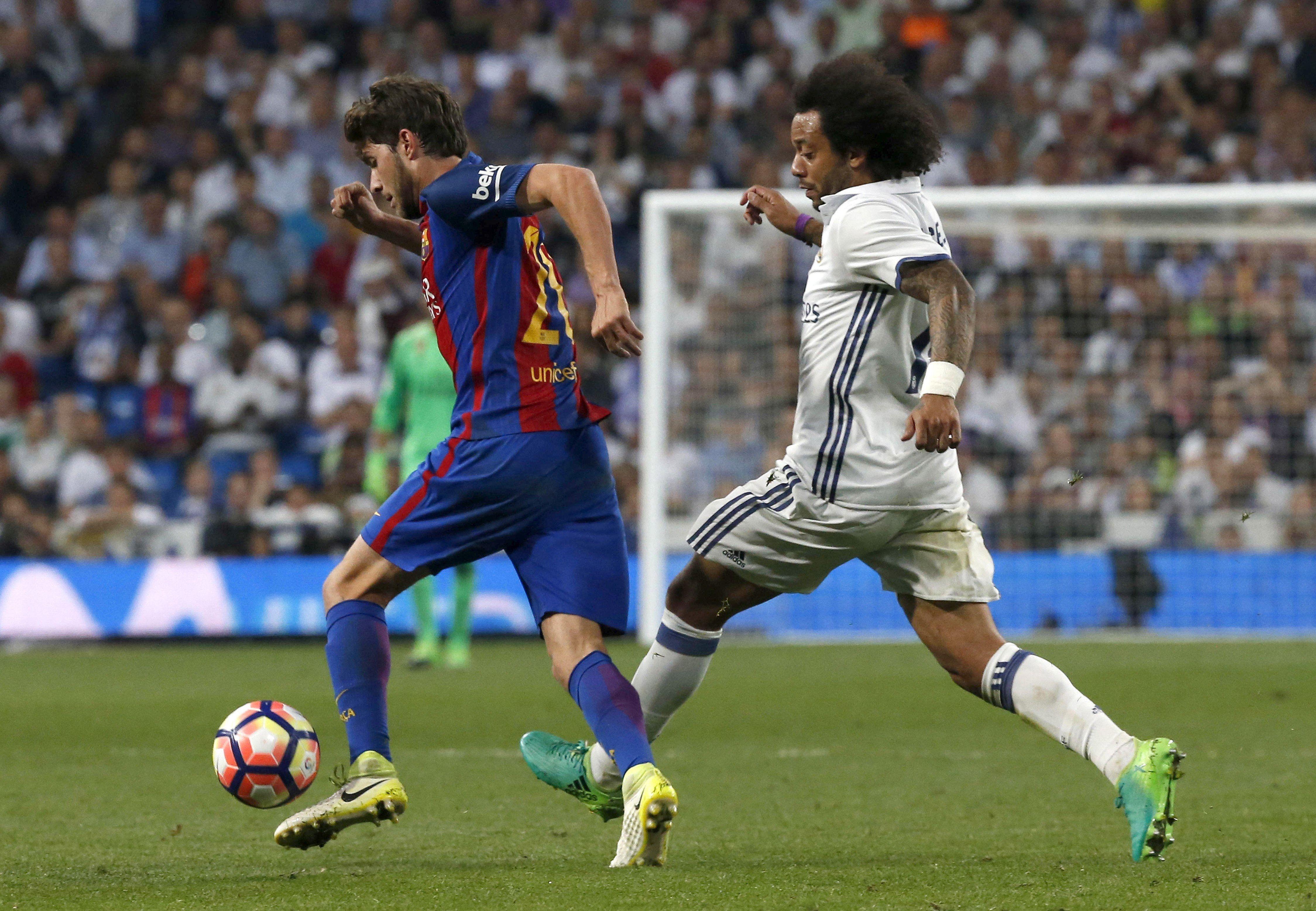 El momento en el que el brasileño pudo haber derrido al español