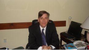 José Pedro Potocar, jefe de la Policía de la Ciudad