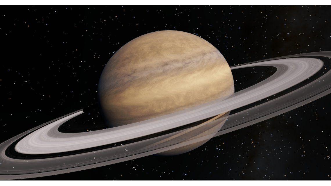La NASA mostró cómo se ve la Tierra desde los anillos de Saturno