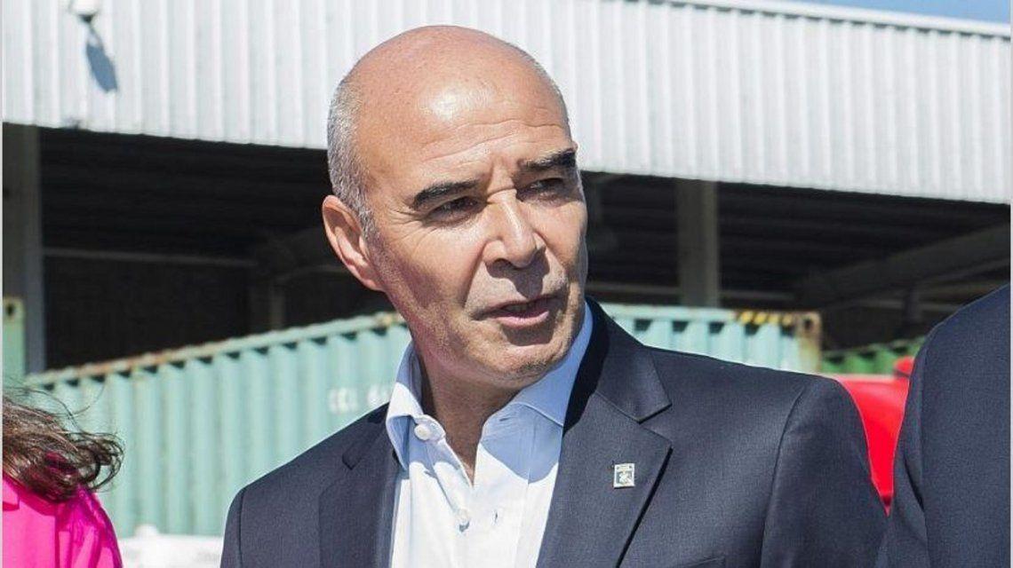 Gómez Centurión recibió el alta médica