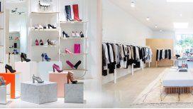 Más importación de zapatos y ropa