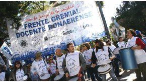 Docentes bonaerenses mantenían encuentros informales con el gobierno