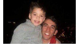 Felipe, junto a Fernando Sierra