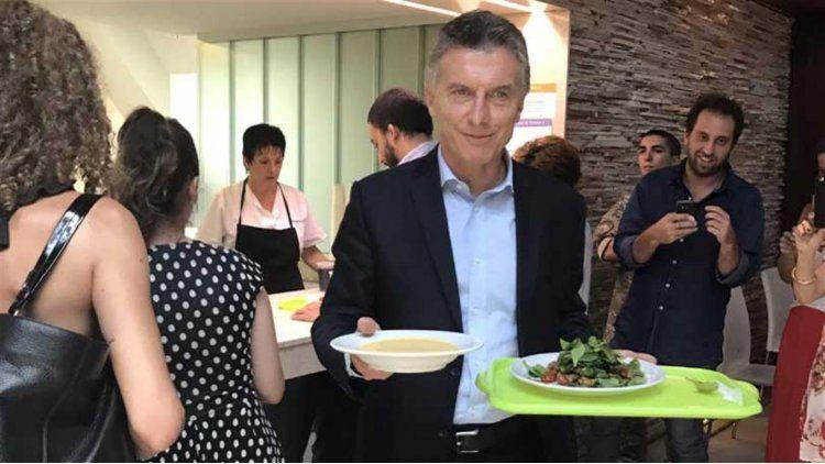 Comer en la Casa Rosada ya no es tan barato: el menú aumentó 30%