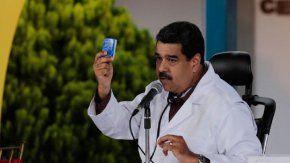 Nicolás Maduro habla en cadena nacional