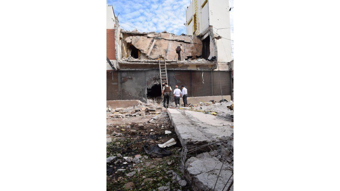 El mega golpe de Ciudad del Este en fotos