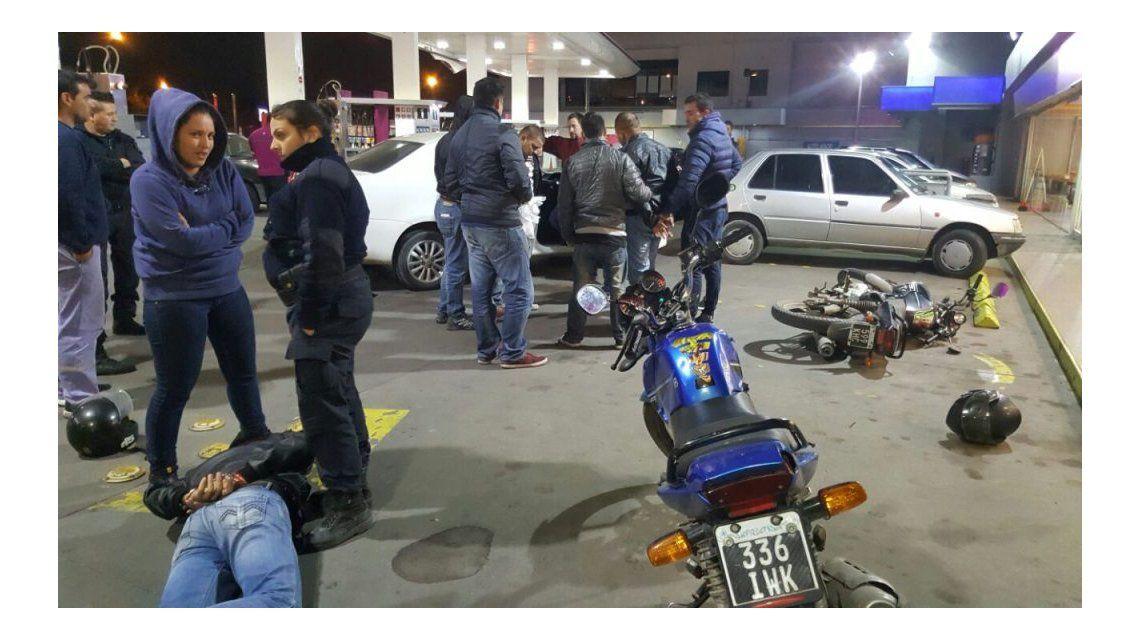 Cuatro detenidos por extorsionar a un infiel - Crédito: www.lacapitalmdp.com