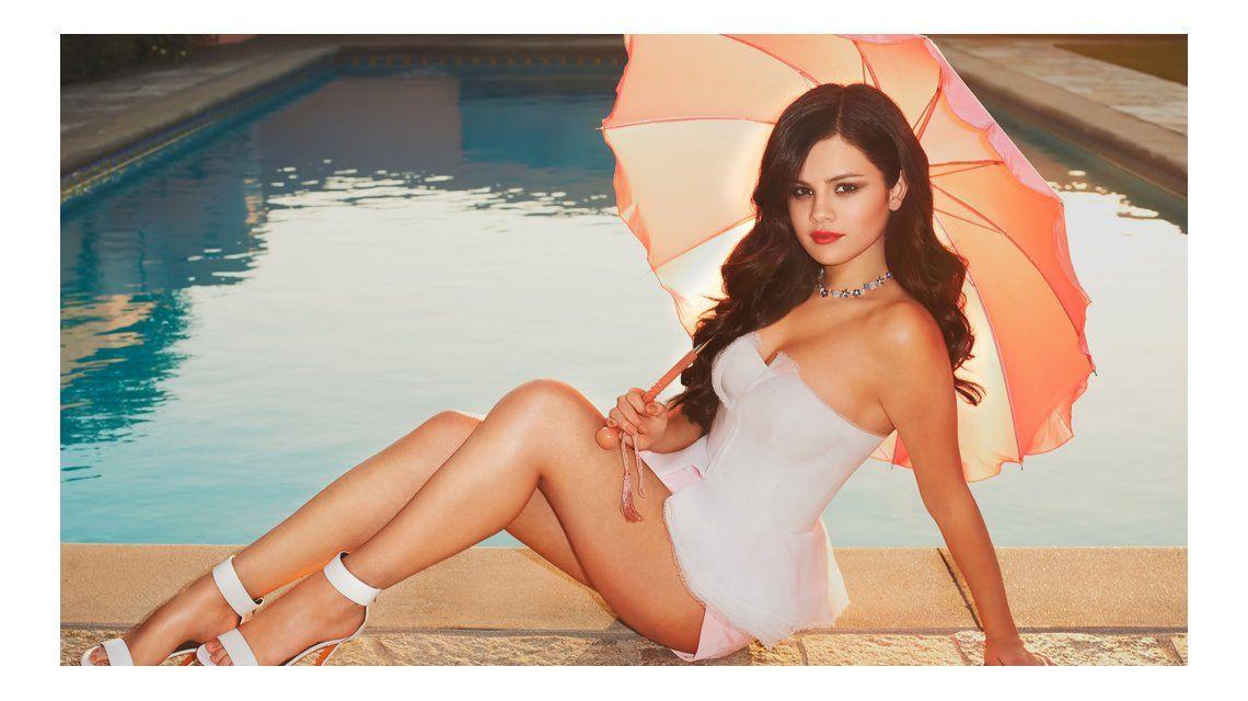 El antes y el después de Selena