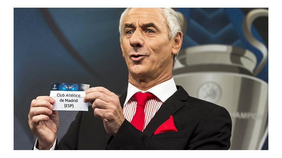 Sospechas por el sorteo de la Champions League